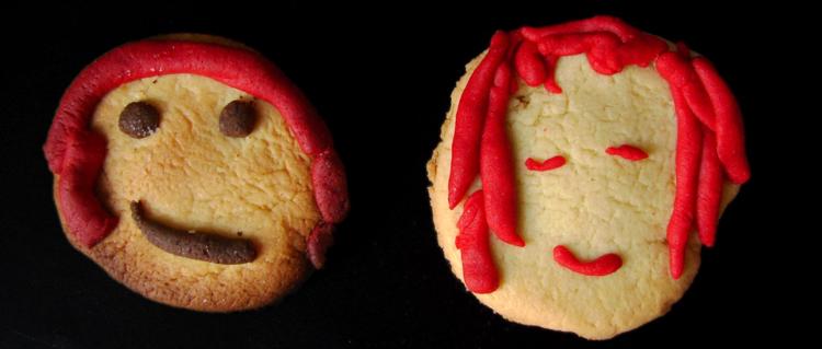 cookies show men-women differences