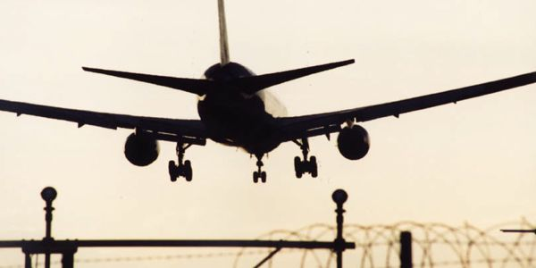 Air travel for summer vacation